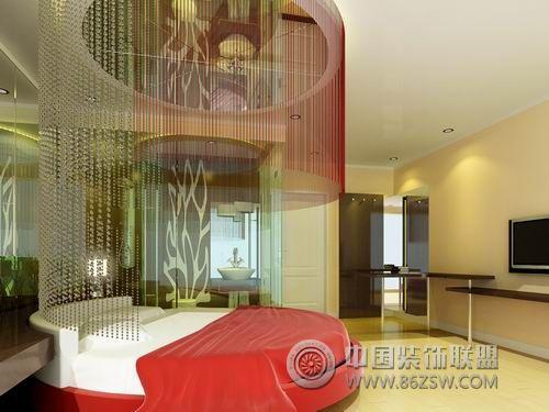 中式风格之宾馆装修效果 儿童英语培训学校 宾馆装修图片