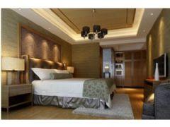 中式风格之宾馆装修效果