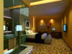 商务宾馆装修效果 宾馆装修图片