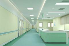 深圳中醫院裝修效果