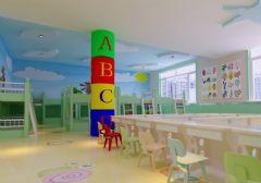 幼儿园装修效果