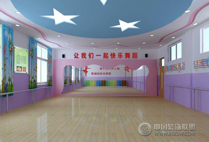 小学舞蹈教室整套大图展示图片