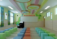 小學校園音樂教室