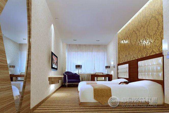 装修/宾馆客房装修效果/宾馆装修效果图/八六装饰网