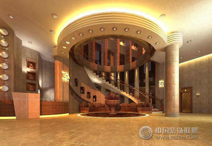 南站豪華賓館整套大圖展示_賓館裝修效果圖_八六(中國