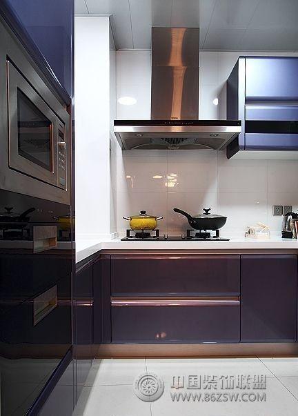 15万营造132平米豪华婚房-厨房装修效果图-八六(中国)