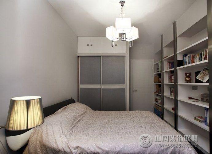 15万营造132平米豪华婚房-卧室装修效果图-八六