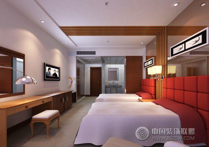 米兰概念宾馆现代宾馆装修图片