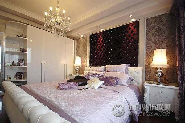18万装欧式奢华风格 儿童房装修效果图 八六装
