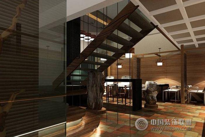 香港茶室整套茶馆展示_大图装修效果图_八六云南强平面设计图片