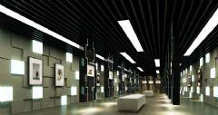 现代展厅欣赏