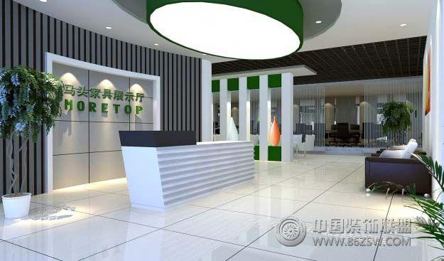 中山马头家具展厅展厅装修图片