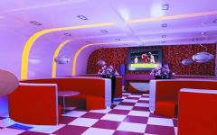 現代氣息酒吧