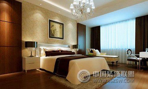 16万打造175㎡欧式雅居欧式卧室装修图片