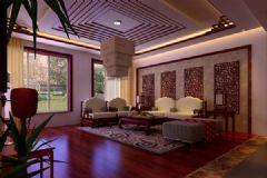 15万缔造新中式家居独特魅力