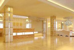 水晶灯展厅