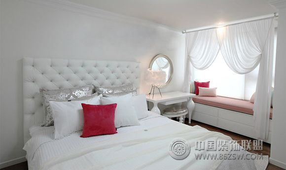 75平米古典家具混搭混搭卧室装修图片