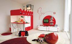 儿童卧室设计(一)