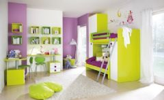 儿童卧室设计(三)