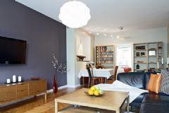 简约随性的瑞典公寓
