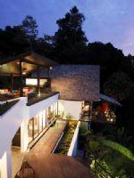 普吉岛时尚海景别墅设计