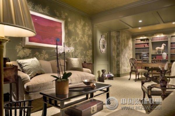 家居天花板创意设计 二 现代风格装修效果图 八六网