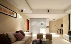 公司白领美女106平米现代美居
