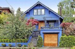 西雅图百年老别墅大变身