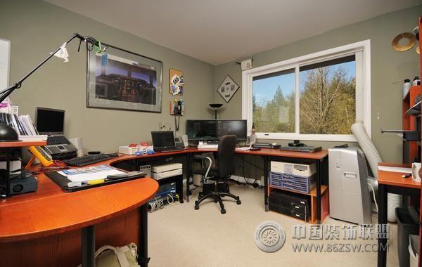 办公室创意设计办公室装修图片