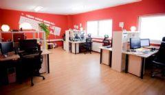 炫丽色彩之3FS办公室设计