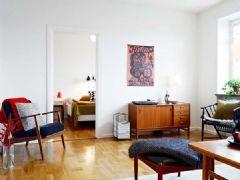 翻新后的公寓现代感设计