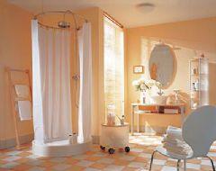 开放式卫生间设计风格