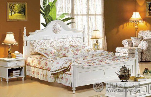 浪漫奢华韩式卧室设计客厅装修图片