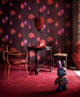 红色家居装饰点缀时尚生活