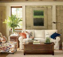 打造现代复古舒适客厅