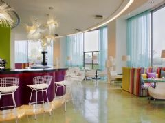 科威特Missoni酒店室内设计