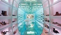 创意鞋店室内设计