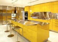美轮美奂的厨房生活