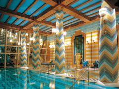 异国风情 迪拜奢华醉人酒店设计
