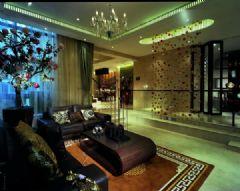 夜上海的富贵与浮华 圣莫丽斯样板间