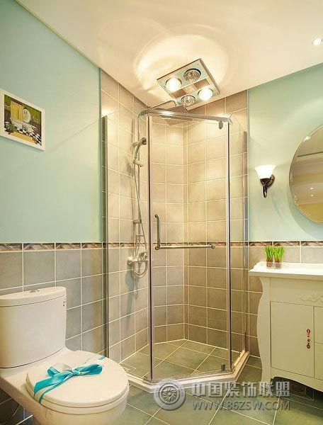 6万装90平米欧式田园风 卧室装修效果图