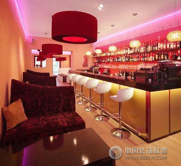 柏林140平米梦幻酒吧-酒吧装修图片