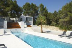 西班牙St. Gertrudis绿色环抱私宅