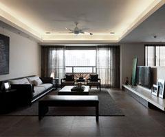 悠然大器 中式禅风住宅设计