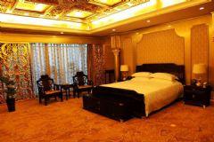 华西龙希国际大酒店总统套房