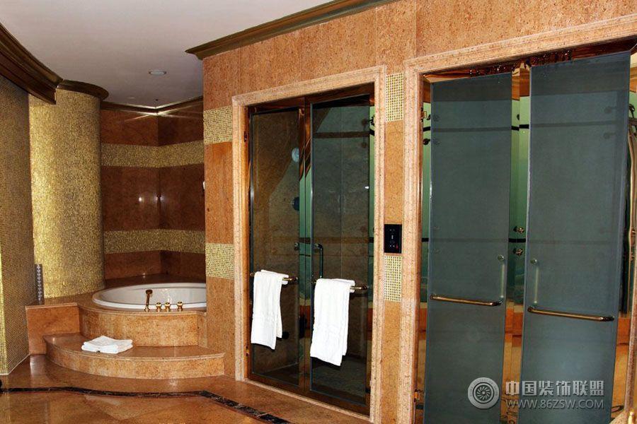 华西龙希国际大酒店总统套房 单张展示 酒店装修效果图 八六 中国 装饰
