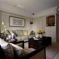 112平米美式古典三居室