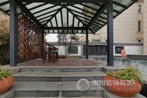 新中式范別墅樣板房-其它裝修圖片