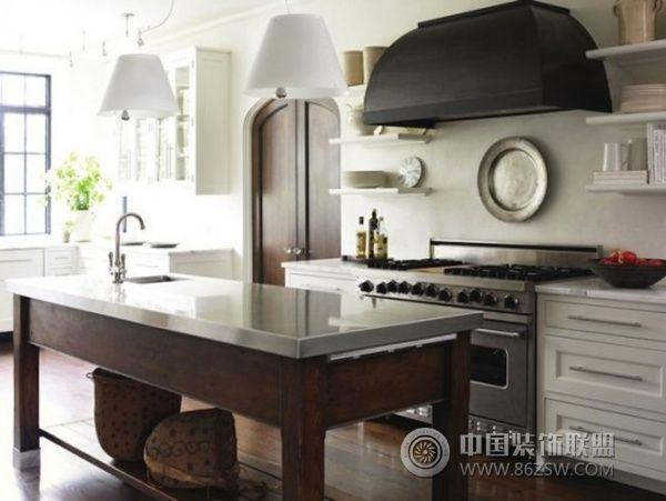 现代厨房装修图片