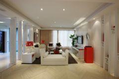 成都浅色调中式风格住宅